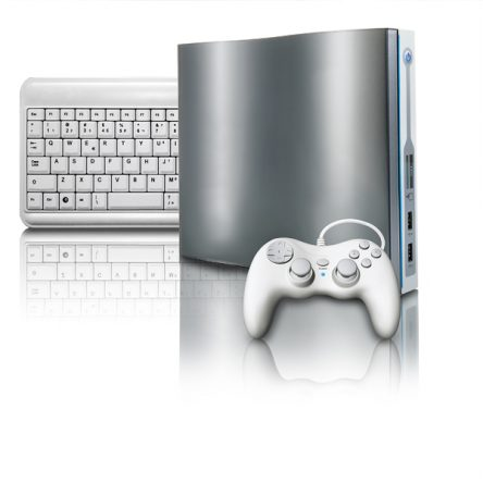 Play station 3 white