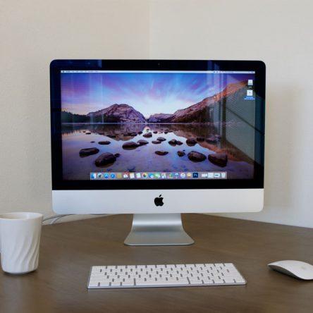 Apple : Desktop Computers