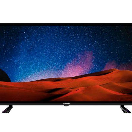 TELEVISOR DLED 32″ SC450K SMART TV NEGRO SCHNEIDER