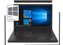 LENOVO ThinkPad T480 i5-8350U 14″FHD TACTIL 16GB 256SSD FINGERPRINT W10PRO